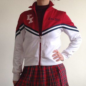 Exco Girl - Varsity Jacket